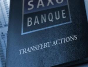 Avis sur saxo banque forex